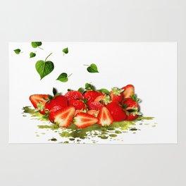 Erdbeeren Rug