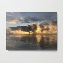 Cloud waltz Metal Print