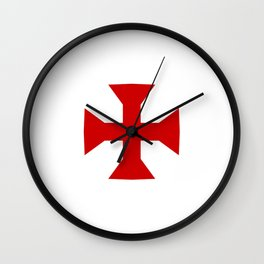 Flag of Sucre Wall Clock