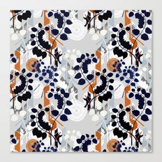 Collage pattern I  Canvas Print