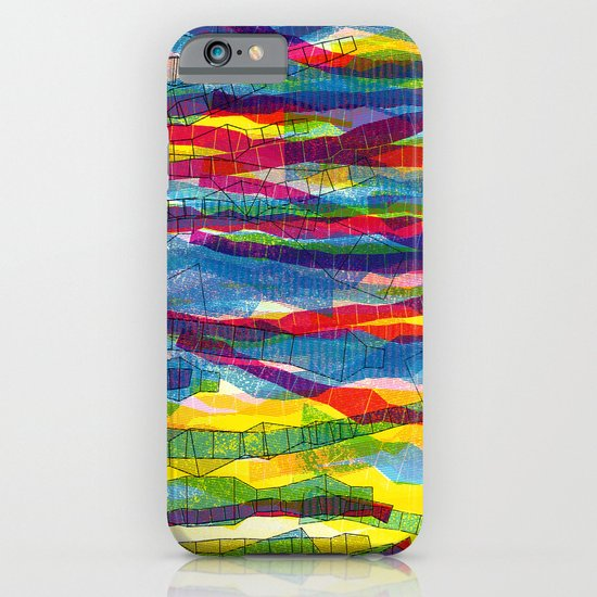 stripes traffic iPhone & iPod Case
