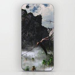 Anhanguera iPhone Skin
