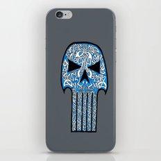 Celtic Punisher iPhone & iPod Skin