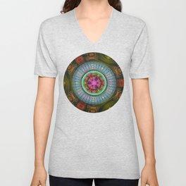 Wheel of Magic Unisex V-Neck