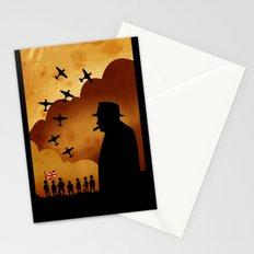 Winston Churchill - World War II Stationery Cards