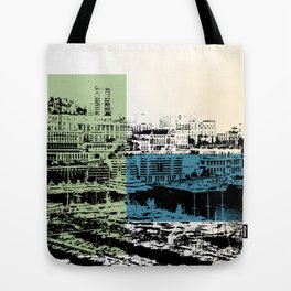 Boat Area Tote Bag
