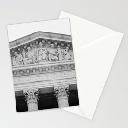 Equal Justice Under Law Stationery Cards