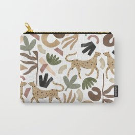 Leopards in modern nature UI Carry-All Pouch
