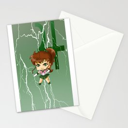 Sailor Jupiter Stationery Cards