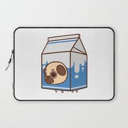 Puglie Milk Carton Laptop Sleeve