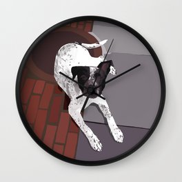 Ramsey Wall Clock