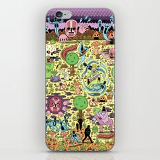 Ghost World iPhone Skin