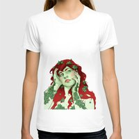 poison ivy T-shirts featuring poison ivy by bzablackis