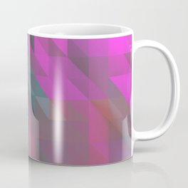 Tri Squares Coffee Mug