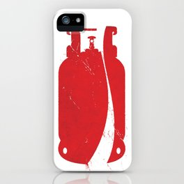 GAZZ 10 iPhone Case