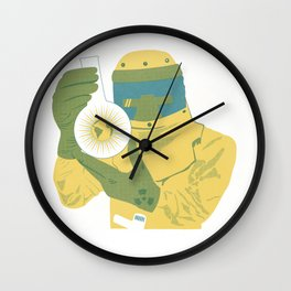 Vivarium? Wall Clock