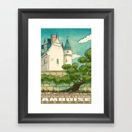 Amboise of France Framed Art Print