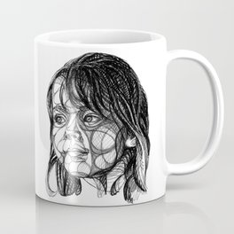 sweet little girl - dolce bambina - douce petite fille Coffee Mug