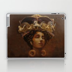 Brass Ring Dream Laptop & iPad Skin