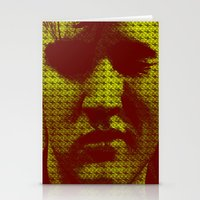 elvis Stationery Cards featuring Elvis by Ganech joe