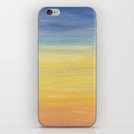 Desert sunset collection iPhone Skin