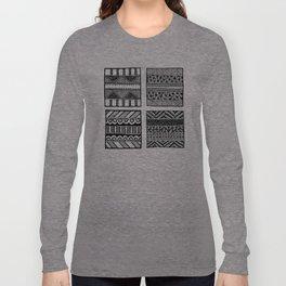 Four Long Sleeve T-shirt
