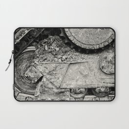 Bulldozer Dirt Fest Laptop Sleeve