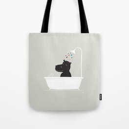 The Happy Shower Tote Bag