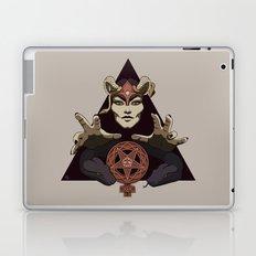 EVIL FEMINIST CULT OF FEMINISM AND EVIL Laptop & iPad Skin