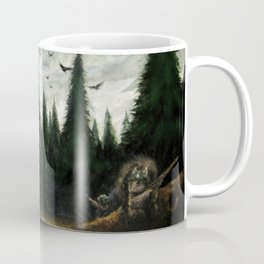 Battle for Oakwood Coffee Mug