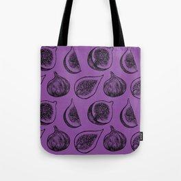 Figgy Purple Tote Bag