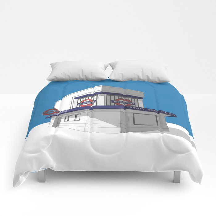 Trinity Road (Tooting Bec) Comforters