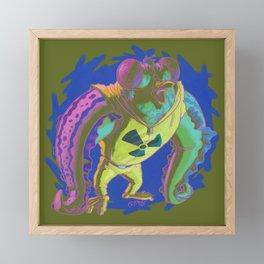 Wut Radyashun? Framed Mini Art Print