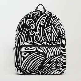 The Weeping Woman Backpack