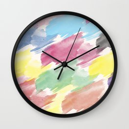 Abstract 38 Wall Clock
