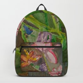 Felicity House Arrangement Backpack