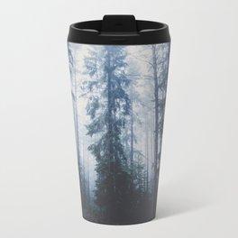 The mighty pines Metal Travel Mug