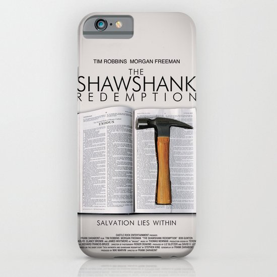 the shawshank redemption iPhone & iPod Case