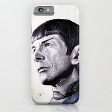 Goodbye Mr. Spock - Leonard Nimoy iPhone 6s Slim Case