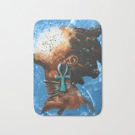 Naturally XXXIII BLUE Bath Mat