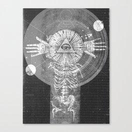Presage Canvas Print