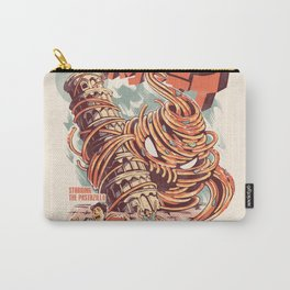 The Kaiju Spaghetti Carry-All Pouch