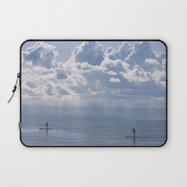 Lost at Sea Laptop Sleeve