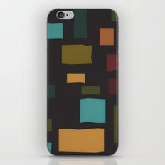 The Pattern Gets Worse I iPhone & iPod Skin