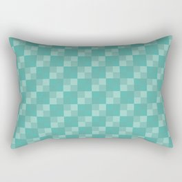 Pixel Sea Rectangular Pillow