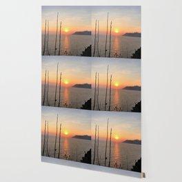 Fresh Sunset Wallpaper