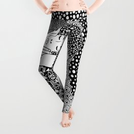 Gustav Klimt - The kiss Leggings