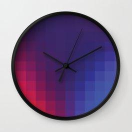 *PIXEL_PATTERN_6 Wall Clock