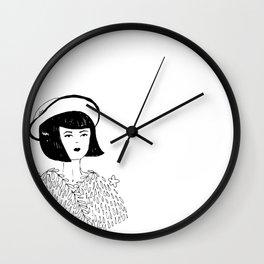 Hard to love I. Wall Clock