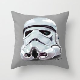 star war Throw Pillow